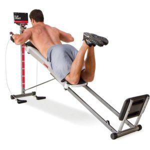 total gym 1400 deluxe  arm press