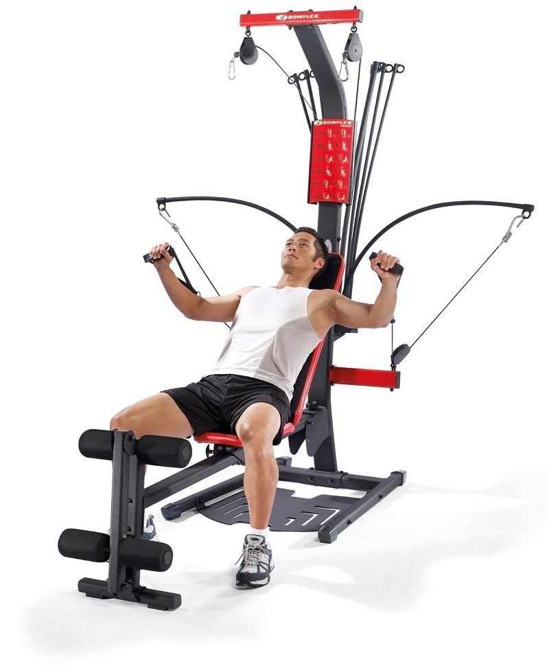 bowflex pr1000 home gym review of features price and workouts. Black Bedroom Furniture Sets. Home Design Ideas